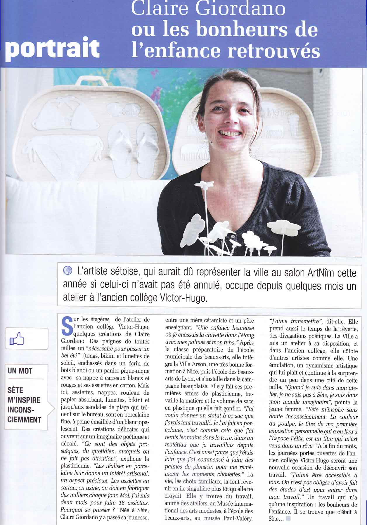 Article Hélène Scheffer septembre 2013